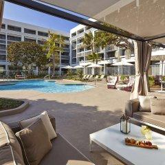 Отель MDR Marina del Rey - a DoubleTree by Hilton США, Лос-Анджелес - отзывы, цены и фото номеров - забронировать отель MDR Marina del Rey - a DoubleTree by Hilton онлайн бассейн