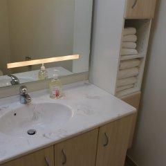 Отель Odense Apartments Дания, Оденсе - отзывы, цены и фото номеров - забронировать отель Odense Apartments онлайн ванная фото 2
