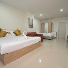 W Hostel комната для гостей фото 3