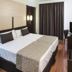 Отель Catalonia Sagrada Familia 3* Стандартный номер с различными типами кроватей фото 16