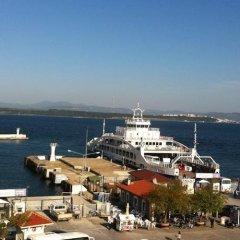 Boss Hotel Турция, Эджеабат - отзывы, цены и фото номеров - забронировать отель Boss Hotel онлайн балкон