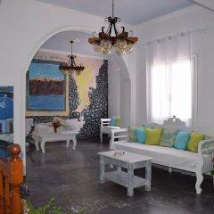 Отель Cyclades Греция, Остров Санторини - отзывы, цены и фото номеров - забронировать отель Cyclades онлайн интерьер отеля