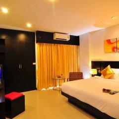 Отель Platinum Патонг комната для гостей