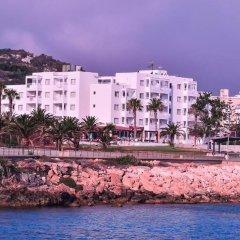 Отель Astreas Beach Hotel Кипр, Протарас - 2 отзыва об отеле, цены и фото номеров - забронировать отель Astreas Beach Hotel онлайн пляж фото 2