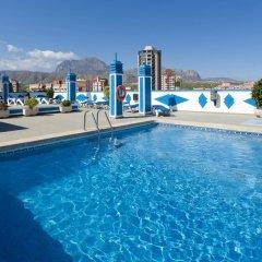 Отель Port Fleming Испания, Бенидорм - 2 отзыва об отеле, цены и фото номеров - забронировать отель Port Fleming онлайн бассейн