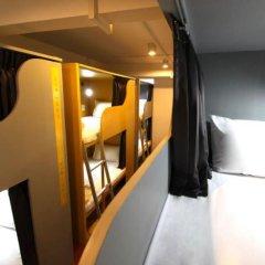 Отель Tkt's Row House Бангкок удобства в номере