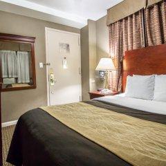 Отель La Quinta Inn & Suites New York City Central Park удобства в номере фото 2