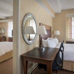 Отель New York Marriott East Side США, Нью-Йорк - отзывы, цены и фото номеров - забронировать отель New York Marriott East Side онлайн фото 2