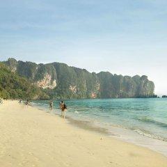 Отель Aonang Villa Resort пляж фото 2