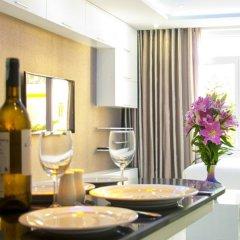 Апартаменты Nha Trang Luxury Serviced Apartment в номере