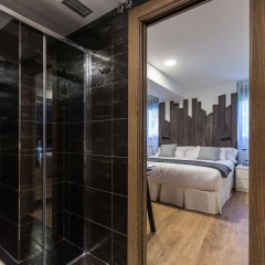 Отель Suite Home Sardinero Испания, Сантандер - отзывы, цены и фото номеров - забронировать отель Suite Home Sardinero онлайн ванная фото 2