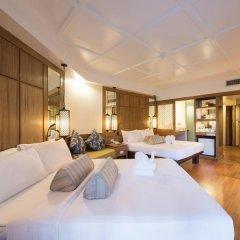 Отель Katathani Phuket Beach Resort 5* Номер Премиум с различными типами кроватей фото 5