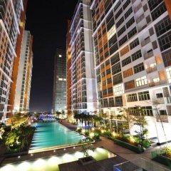 Отель Somerset Vista Ho Chi Minh City балкон