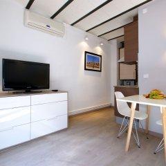 Отель Ssg Borne Down Town Studios Барселона комната для гостей фото 5
