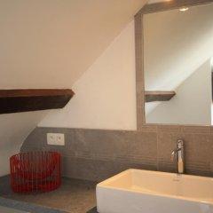 Отель Les Chambres de Franz Бельгия, Брюссель - отзывы, цены и фото номеров - забронировать отель Les Chambres de Franz онлайн ванная фото 2