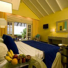 Отель Adaaran Select Meedhupparu Медупару в номере