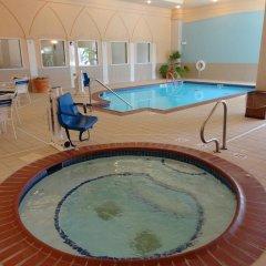 Отель Holiday Inn Effingham бассейн фото 3