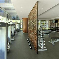 Отель Taj Dubai фитнесс-зал фото 2