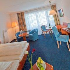 Отель -Hotel Hamburg Mitte Германия, Гамбург - 4 отзыва об отеле, цены и фото номеров - забронировать отель -Hotel Hamburg Mitte онлайн комната для гостей фото 2