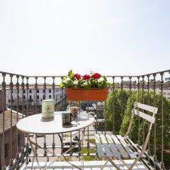 Отель At Home Heart of Milan - Porta Vittoria Италия, Милан - отзывы, цены и фото номеров - забронировать отель At Home Heart of Milan - Porta Vittoria онлайн балкон