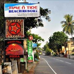 Отель Time n Tide Beach Resort городской автобус
