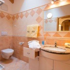 Отель Vidor Resort Долина Валь-ди-Фасса ванная фото 2