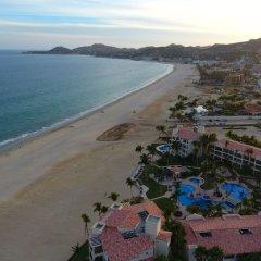 Отель Las Mananitas E3301 2 BR by Casago Мексика, Сан-Хосе-дель-Кабо - отзывы, цены и фото номеров - забронировать отель Las Mananitas E3301 2 BR by Casago онлайн пляж фото 2