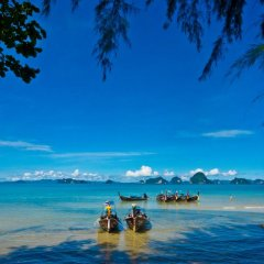 Отель Anyavee Tubkaek Beach Resort пляж