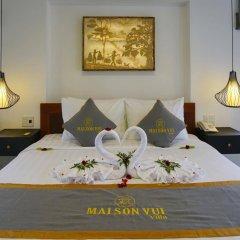 Отель Hoi An Maison Vui Villa комната для гостей фото 2