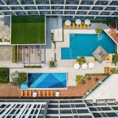 J Inspired Hotel Pattaya с домашними животными