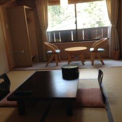 Отель Bergtour Marukita Хакуба комната для гостей фото 2
