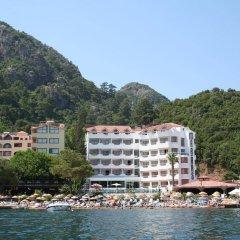 Mar-Bas Hotel - All Inclusive пляж