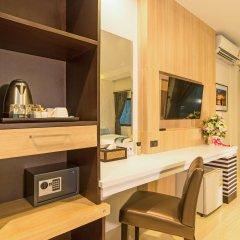 Отель The Nice Hotel Таиланд, Краби - отзывы, цены и фото номеров - забронировать отель The Nice Hotel онлайн сейф в номере