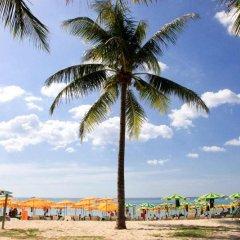 Patong Pearl Hotel пляж