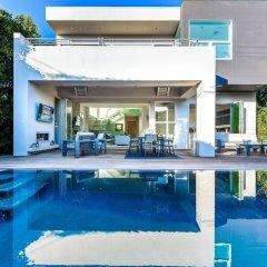 Отель Villa Mode США, Лос-Анджелес - отзывы, цены и фото номеров - забронировать отель Villa Mode онлайн бассейн