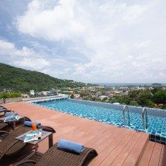 Отель Splendid Sea View Resort пляж Ката фото 3
