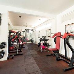 Отель Oriental Beach Pearl Resort фитнесс-зал фото 2