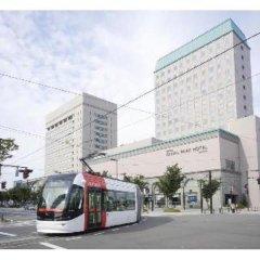 Oarks canal park hotel Toyama Тояма фото 3