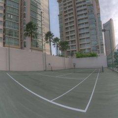 Отель Golden Triangle Suites by Mondo спортивное сооружение
