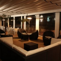 Отель Catalonia Barcelona Golf гостиничный бар
