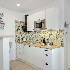 Апартаменты Lion Apartments - La Playa Сопот в номере