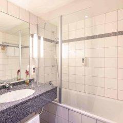 Отель Düsseldorf Seestern Германия, Дюссельдорф - отзывы, цены и фото номеров - забронировать отель Düsseldorf Seestern онлайн ванная