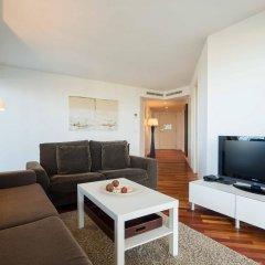 Отель Rent Top Apartments Beach-Diagonal Mar Испания, Барселона - отзывы, цены и фото номеров - забронировать отель Rent Top Apartments Beach-Diagonal Mar онлайн комната для гостей фото 5