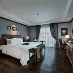 Отель Hanoi La Siesta Central Hotel & Spa Вьетнам, Ханой - отзывы, цены и фото номеров - забронировать отель Hanoi La Siesta Central Hotel & Spa онлайн комната для гостей фото 3