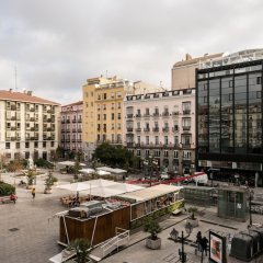 Отель Chueca con Vistas City Center Испания, Мадрид - отзывы, цены и фото номеров - забронировать отель Chueca con Vistas City Center онлайн