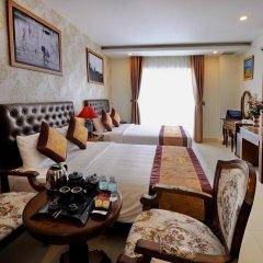 Boss Hotel Nha Trang Нячанг комната для гостей
