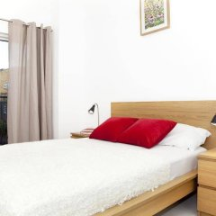 Апартаменты London City Apartments комната для гостей фото 4