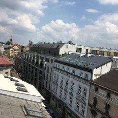 Отель Aparthotel Best Views Luxury Польша, Краков - отзывы, цены и фото номеров - забронировать отель Aparthotel Best Views Luxury онлайн балкон
