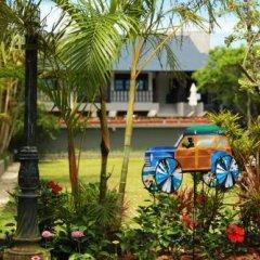 Отель Ala Moana Pousada детские мероприятия