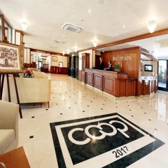 COOP Hotel интерьер отеля